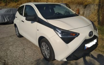 TOYOTA AYGO or similar